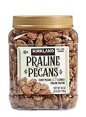 Kirkland praline pecans 2. 5lb