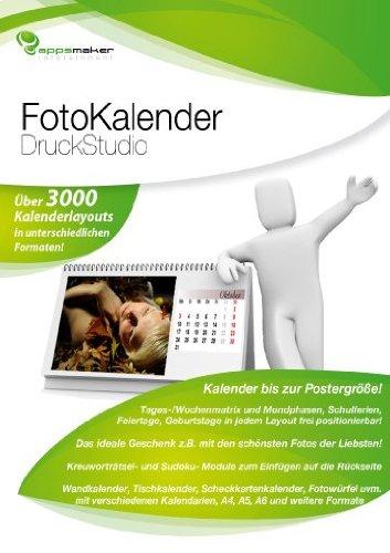 FotoKalender Druckstudio