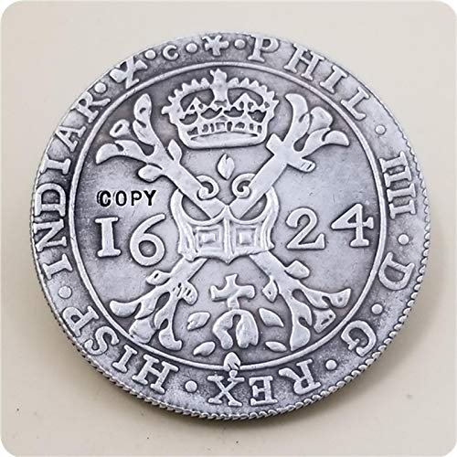 1624 España Holanda Patagon-Felipe IV 2 florines 8 Soles Co