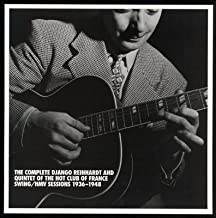 The Complete Django Reinhardt and Quintet of the Hot Club of France Swing/HMV Sessions 1936-1948
