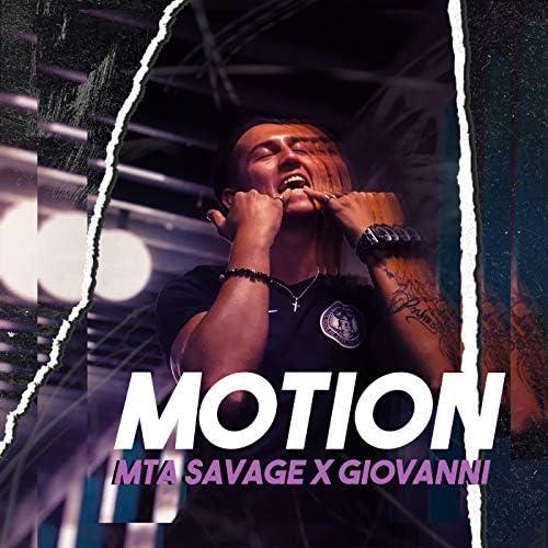 MTA Savage feat. Giovanni