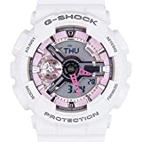 G-Shock GMA-S110MP-7ACR White One Size