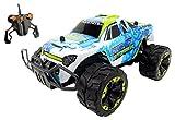 Dickie Toys 201119233 - RC Polar Stormer, funkferngesteuerter Rennwagen inklusive Batterien, 29 cm -