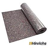 Malervlies Tapete ca. 1 m x 50 m = 50 m² Abdeckvlies 180g je qm stark mit PE Anti Rutsch Beschichtung - Oberflächenschutz für Maler und Heimwerker (50m 180 g/m²)