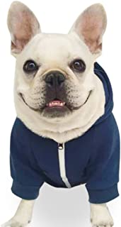 Fashion Pet Dog Cat Hoodies 2 Legs Pet Clothes Cotton Puppy Winter Sweatshirt Warm Sweater Coat Jacket