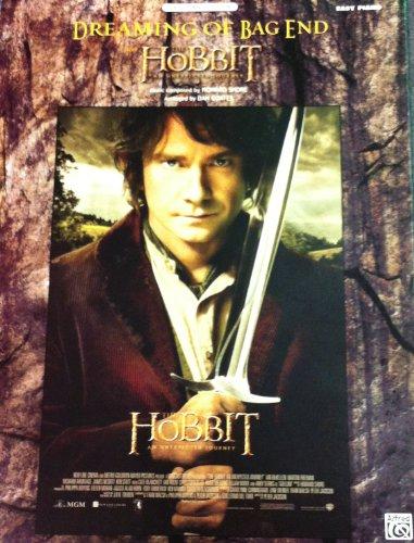 Dedicación de BAG Find, The Hobbit, Easy Piano Edition, Howard Shore