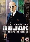 Kojak - The Complete Series [DVD] [1973] [Reino Unido]