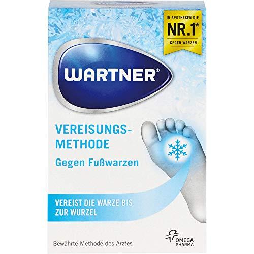 Wartner gegen Fußwarzen Spray, 50 ml Lösung