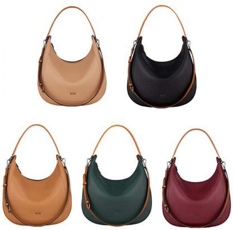 ELLE Rosée Hobo Bag, Anywhere Tote Shoulder Bag, Casual Daily Bag, Vegan Leather