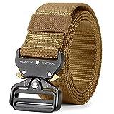 QINGYUN Tactical Belt, 1.5' Rigger Belts for Men