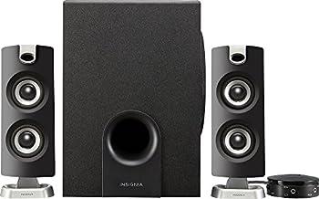 Insignia NS-PSB4721 - 2.1 Bluetooth Speaker System  3-Piece  - Black