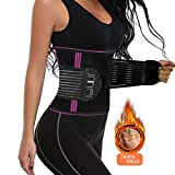cohaper Women Waist Trimmer Trainer Sport Belt Weight Loss Belly Girdle Body Slim Waist Cincher...
