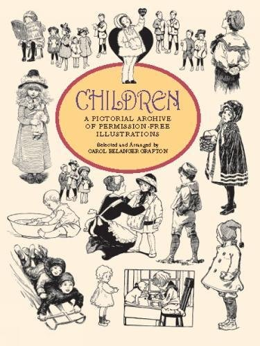 Children: A Pictorial Archive (Dover Pictorial Archive)の詳細を見る
