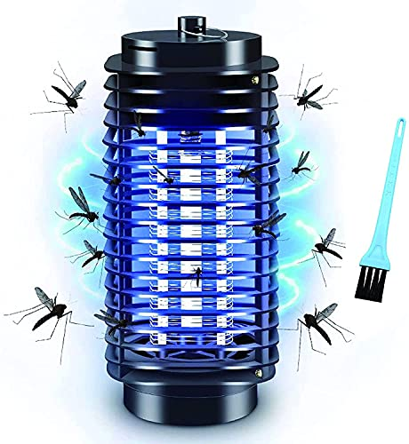Bug Zapper, Electric Bug Zapper, Bug Zapper Indoor and Outdoor,...