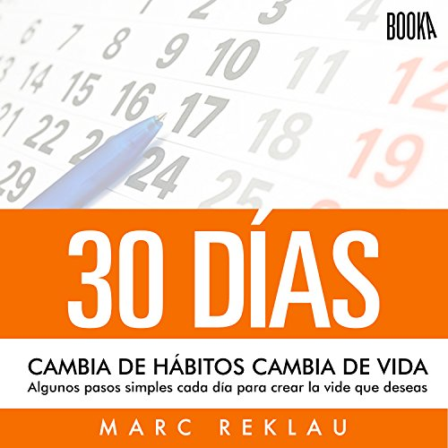30 Días [30 Days] audiobook cover art