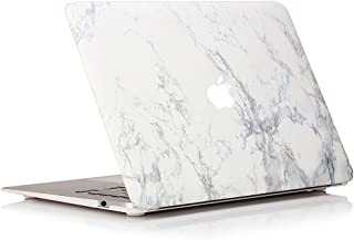 RUBAN MacBook Pro 15 Case 2019 2018 2017 2016 Release A1990/A1707, Plastic Hard Shell Cover for Apple MacBook Pro 15