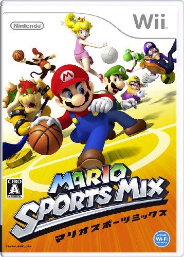 マリオスポーツミックス-Wii