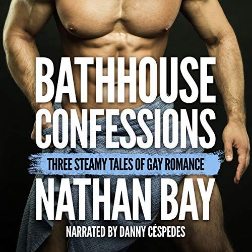 Bathhouse Confessions: Gay Romance Bundle cover art