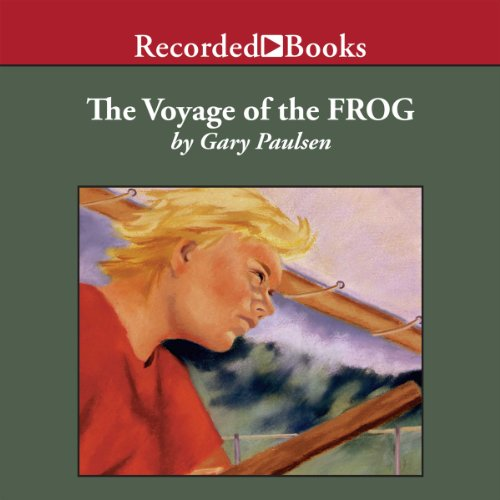 The Voyage of the Frog cover art