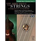 FJH Music New Directions For Strings, Double Bass A Position Book 1