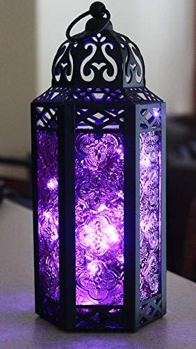 vela morada fabricante Vela Lanterns