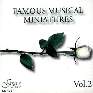 Famous Musical Miniatures Vol.2