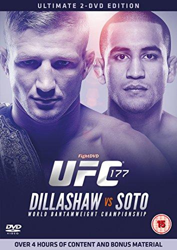 UFC 177 - Dillashaw VS. Soto - Extended Edition [Reino Unido] [DVD]