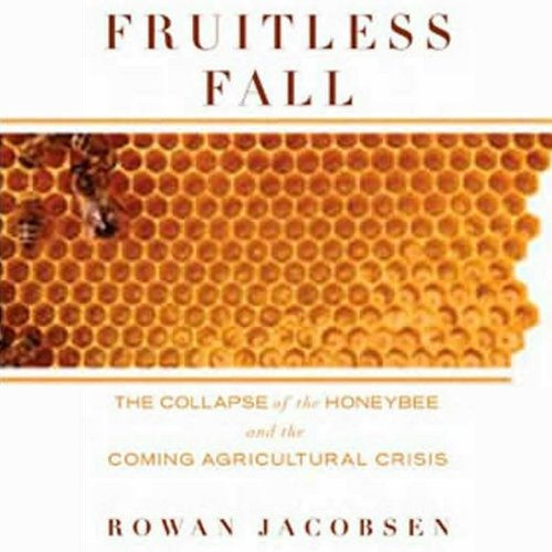 Fruitless Fall audiobook cover art