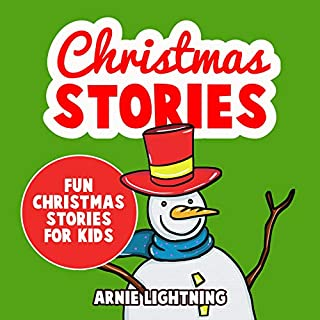 Christmas Stories for Kids: Fun Christmas Stories for Kids and Christmas Jokes cover art