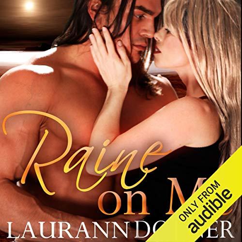 Raine on Me audiobook cover art