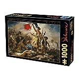 D-Toys- Puzzle de 1000 Piezas, Color Monocolor (73808DE01)