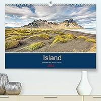 Island - Eine Welt aus Feuer und Eis (Premium, hochwertiger DIN A2 Wandkalender 2022, Kunstdruck in Hochglanz): Eine Reise auf der Ringstrasse durch Island zu verschiedenen Jahreszeiten. (Monatskalender, 14 Seiten )