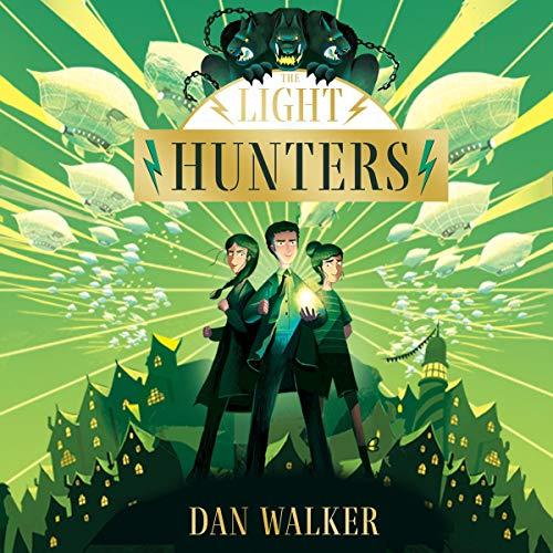 Light Hunters cover art