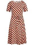 King Louie Betty Dress Daze - Vestido para mujer Popsicle Orange L