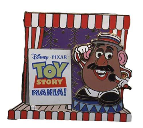 Disney Pin – Toy Story Mania – Mr. Cortacésped con cabeza de patata – Pin 65120