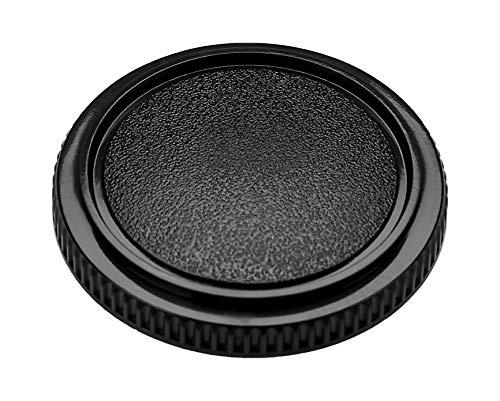 Fotodiox - Tapa para cámaras Canon FD y FL, compatible con cámaras Canon F-1, FTb, FTbn, EF, TLb, TX, F-1n, AE-1, AT-1, A-1, AV-1, F-1, AE-1 Program, AL-1,T50, T70, T80, T90 y T60