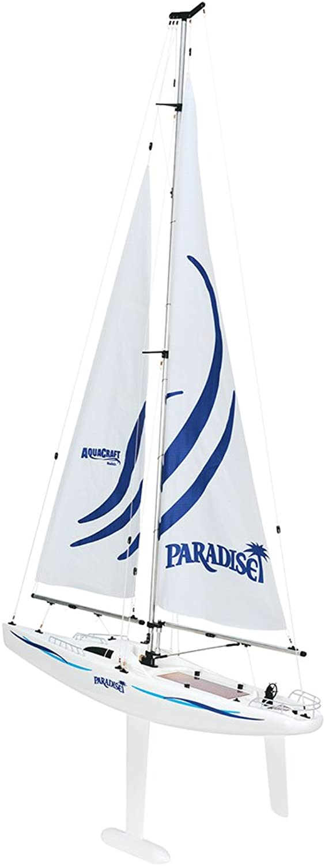 AQUB03BB - Aquacraft SegelStiefel Paradise TTX410 RTR Blau