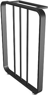 WQSQ テーブル 鉄脚 DIY バーデスク脚 鉄製 家具脚 ダイニングテーブル 家具パーツ 脚 725mm 口型 アイアンレッグ コーヒーテーブル 置き換え足 インダストリアル テーブル足 450/550/650/750mm