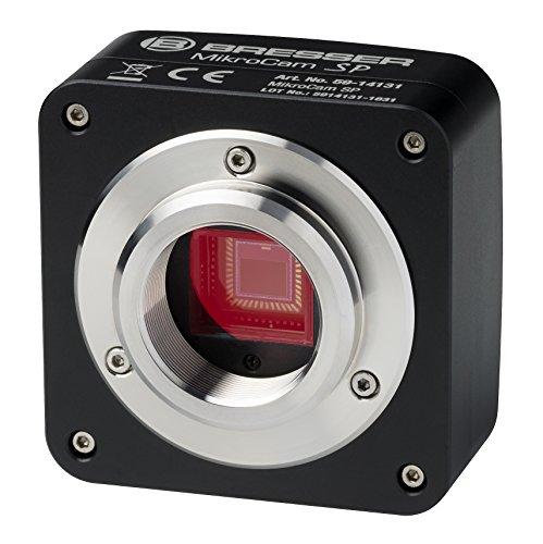 Bresser Optics MIKROCAM SP 1.3 Aluminio - Accesorio para mic