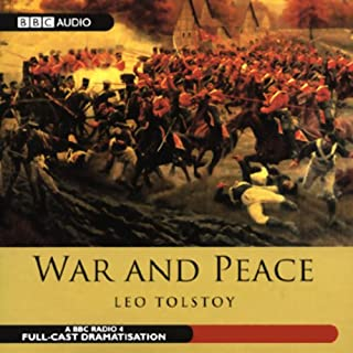 War and Peace (Dramatized) cover art