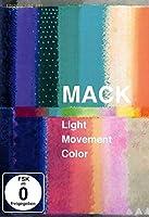 Heinz Mack: Light, Movement, Colour [DVD]