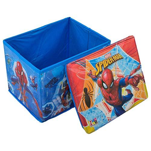 Aastha Enterprise Toy Basket Storage Organizers Boxes for Kids, Multi-Functional Folding Box