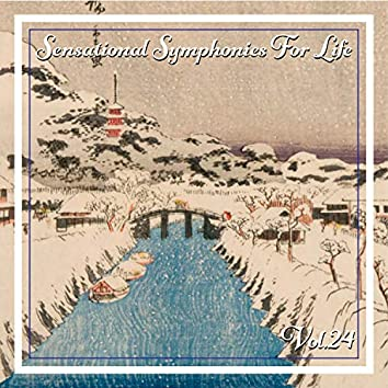 Sensational Symphonies For Life, Vol. 24 - Friedrich II; Friedrich II 'Der Grosse' Flotenkonzerte Und Sinfo