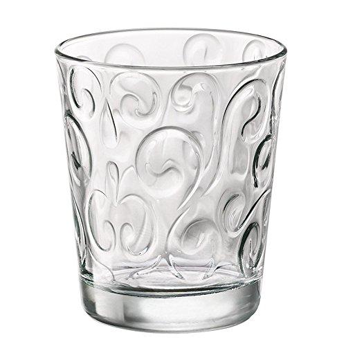 Bormioli 530330-b45Naos Goblet Vidrio Transparente 29cl Conjunto de 6