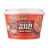 CJ Beksul Cupjeon 5min Kimchi Pancake 210g – Abrir, mezclar y freír durante 5 minutos para disfrutar del panqueque Kimchi más auténtico