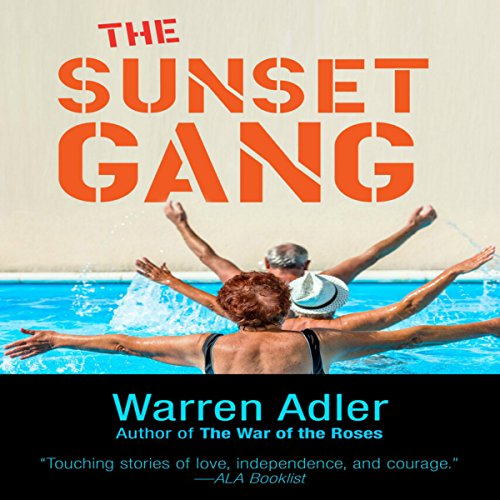 The Sunset Gang audiobook cover art