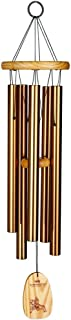Woodstock TPCBR Bronze-Colored Aluminum Classic Style Tibetan Prayer Windchime