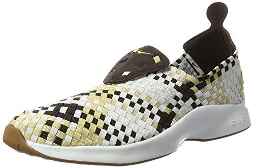 Nike Air Woven, Zapatillas de Gimnasia para Hombre, Multicolor (Velvet Brown/Team Gold/Sail/ale Brown), 44.5 EU