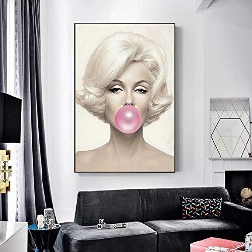 tzxdbh Moderne Mooie Ballon Canvas Schilderijen Kwekerij Decoratieve Posters En Print Muur Kunst Foto's Kids Room-in Schilderij & Kalligrafie van Huis & Tuin op