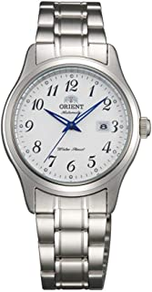 Orient Womens Automatic Watch, Analog Display and Stainless Steel Strap FNR1Q00AW0